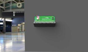Custom Branded Charging Station
